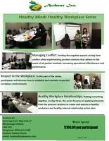 Healthy Minds Healthy Workplace Series