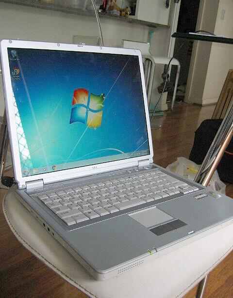 Laptop Windows - *Read Inside* NEC Lavie Laptop Windows 7 Microsoft Office 2016 Wi Fi PC LL350/D