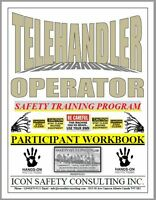 Telehandler Operator Training - ICON SAFETY CONSULTING INC.