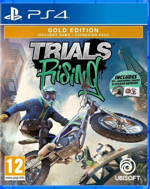 Trials Rising - Gold Edition (PS4)