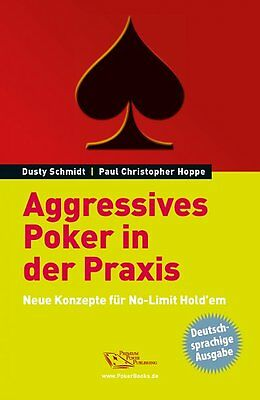 Aggressives Poker in der Praxis | Pokerbuch | 1100027