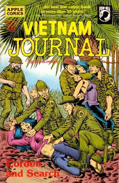 Vietnam Journal #14 VF/NM; Apple | save on shipping - details inside