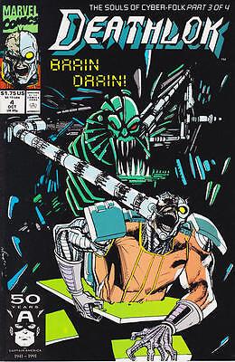 Deathlok Vol. 2 (1991-1994) #4