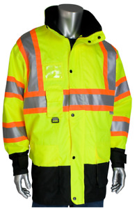 JUST IN TIME FOR WINTER /SAFETY JACKETS