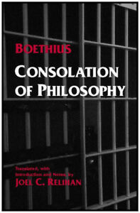 BOETHIUS THE CONSOLATION OF PHILOSOPHY (Trade Paperback)