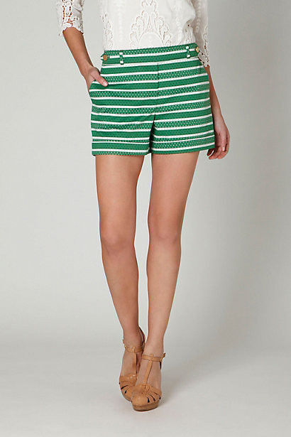 Anthropologie Madison Shorts