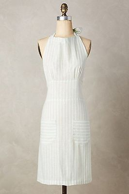 Фартуки NWT Anthropologie SHIMMER STRIPE APRON
