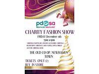 Pdsa christmas charity fashion show andlate night shopping
