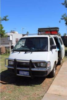 WE SELL OUR VAN TOYOTA TOWN ACE (1994) West Perth Perth City Preview