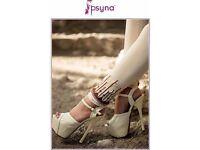 PSYNA EMBROIDERED LEGGINGS VOL-5 WHOLESALE LEGGINGS CATALOG