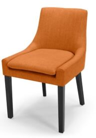 3 Dining Chairs - Marigold, Almost New - £40 each or £100 for 3