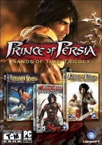 PRINCE OF PERSIA (SANDS OF TIME TRILOGY) - NEW!