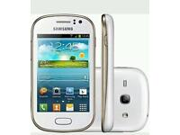 SAMSUNG GALAXY FAME PHONE