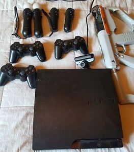 PS3 with 41 games