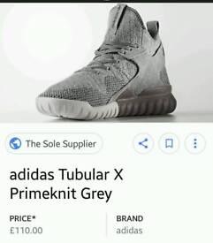 Adidas tubular size 12