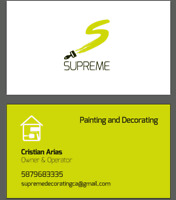 SUPREME PAINTING OFFERING CHEAP PRICES CALL US NOW