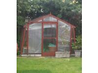Glasshouse for sale