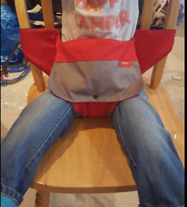 Phil & Ted's – Portable Fabric High Chairs