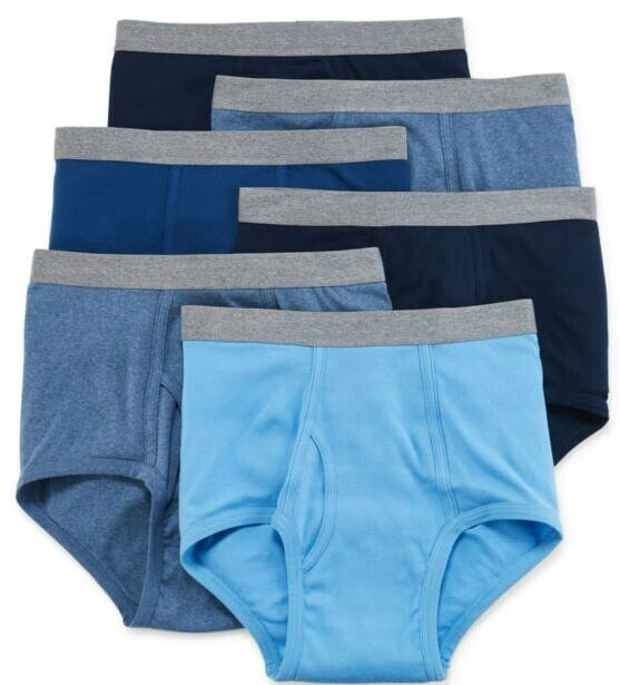 Stafford mens Big & Tall full cut briefs underwear 6 pairs Colors Clothing, Shoes & Accessories