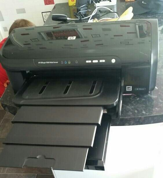 Hp officejet 7000 a3 printer
