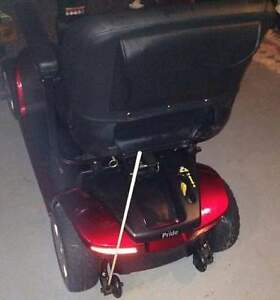 Ex.condition Pride scooter. Closes thing To brand new.