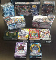 French Sealed Yu-Gi-Oh Product Available (in big quantities)