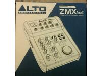 Zephyr ZMX compact 5 channel mixer
