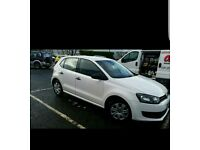 White polo 5dr New shape