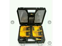 DeWalt 90 piece accessory kit
