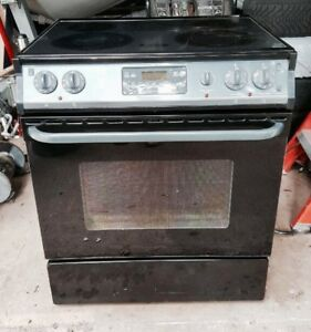 Frigidaire Gallery Electric Stove Convection Oven