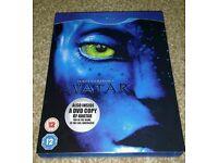 Avatar Blueray + DVD
