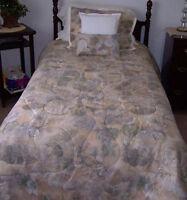 Twin Comforter Set - 9 Piece