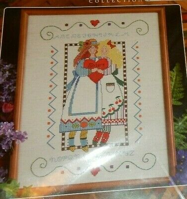 - Cross Stitch Embroidery Kit