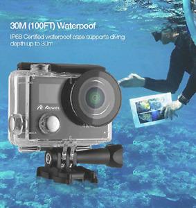 Camera sport cam simmilaire a gopro etanche a l eau Wi-Fi neuve