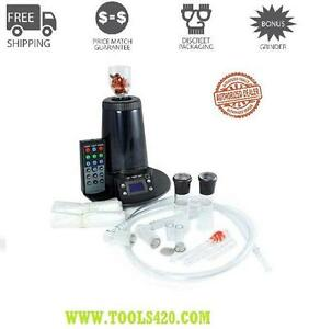 Authentic Arizer Extreme Q Desktop Vaporizer - 30 Days Return Policy 5% OFF And Free Shipping