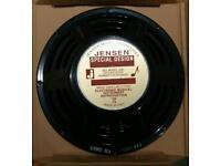 """Jensen C10Q Ceramic Vintage guitar loudspeaker 10"""" 8 ohm"""