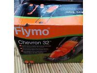 Boxed flymo chevron 32 spares / repairs