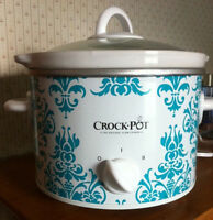 NEED GONE TODAY - LIKE NEW CROCKPOT