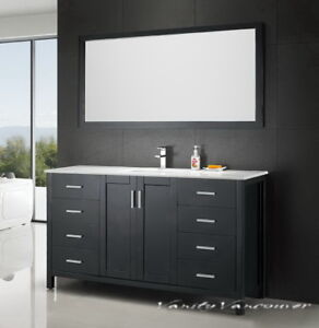 pretty bathroom vanities surrey bc.  Contemporary Bathroom Vanity Cabinet Urban Flare UF60S Buy Sell Items From Clothing to Furniture and