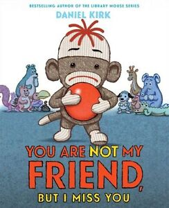 You Are Not My Friend-ExLibrary