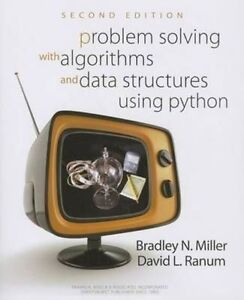 Problem Solving with Algorithms and Data Structures Using Python 9781590282571