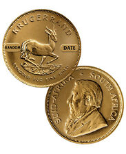 Random Date South Africa 1 Troy Oz Gold Krugerrand Coin SKU26054