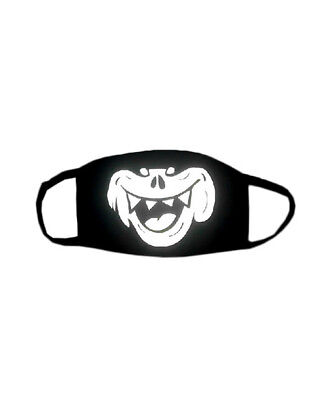 No 8 Halloween (SPECIAL 3M REFLECTIVE MATERIAL HALLOWEEN RAVE MASK FOR RAVERS)