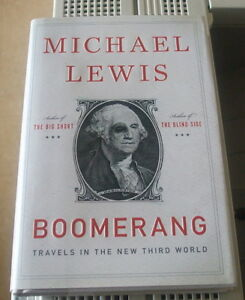 Boomerang by Michael Lewis in english