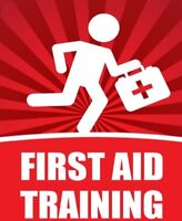 Standard First Aid & CPR course
