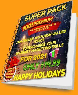 100 Marketing Ebooks