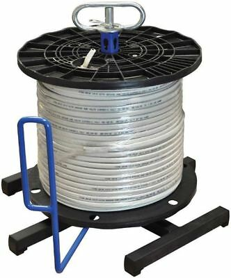 Armored Nm-b Cable Dispenser 1000 Reel Floor Stud Mount Wire Cord Organizer New