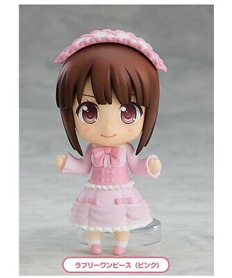 Good Dress Up (Good Smile Nendoroid More Dress Up Lolita Pink Dress Hair Decoration Figure)