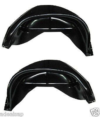 PAIR - 70-72 CHEVELLE CONVERTIBLE INNER AND OUTER WHEELHOUSE ASSEMBLY - NEW!
