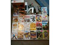 Nintendo Wii And 24 Games
